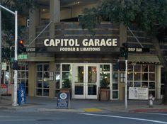 Capitol Garage Coffee : Sacramento, CA (1.10.14)