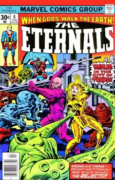 The Eternals - City Of The Toads!