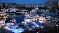 From April 7 to 10, the world class ONE°15 Marina Club will host the world's most prestigious vessels for the sixth edition of the Singapore Yacht Show (SYS), South East Asia's premier annual yachting and boating event.