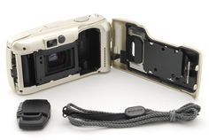 Products Japan | 【EXC+++++】Olympus mju II 110 Zoom W/ RC-200 Remote Controller from Japan 674