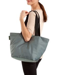 Still love these classic bags! Reminds me of college! My purple one still lives on! Herve Chapelier Nylon Large Shopper Tote