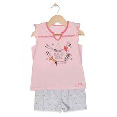 Pijama Corto Niña Comprar en Tienda Online Chile