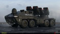 Army Vehicles, Armored Vehicles, Military Weapons, Military Art, Armor Concept, Concept Cars, Tank Armor, Armored Truck, Ex Machina