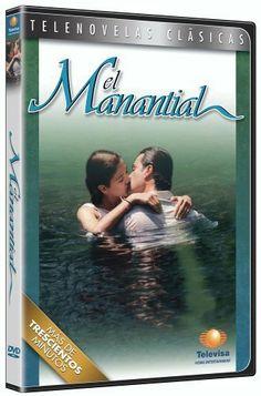 El manantial (2001) Poster / Novela Mexicana