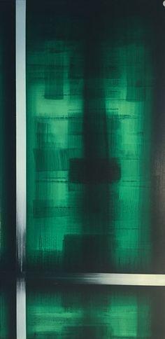 Green X'ray 40x80cm (2010)