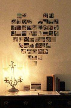 Su-per leuk! Ook een hele gave vintage lamp en quasi-nonchalant die boeken op de kast