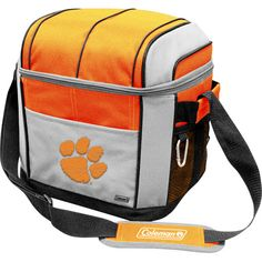 Clemson Tigers NCAA 24 Can Soft Sided Cooler