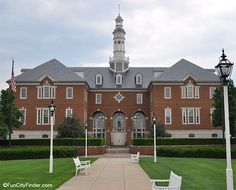 Photo of the City Hall of Carmel, Indiana - Money Magazine's #1 Best Place to Live, 2012!