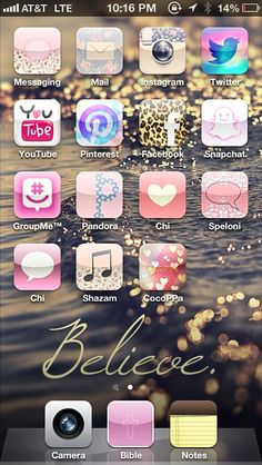 No need to jailbreak - Create cute iPhone app shortcuts for home screen using CocoPPA app. Just don't delete your original apps (I put mine in a separate folder)
