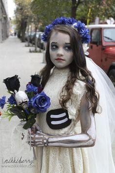 corpse bride halloween costume - Google Search