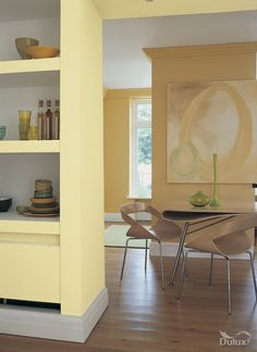 Uplifting And Radiant Colours, Yellow And Green Work Well Together To  Provide A Truly Balanced
