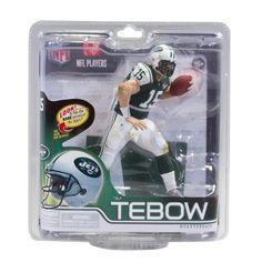 McFarlane Toys NFL Series 30 - Tim Tebow Action Figure:Amazon:Toys & Games