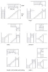 pingl par fabienne pujol sur staircases pinterest escaliers calcul et les escaliers. Black Bedroom Furniture Sets. Home Design Ideas