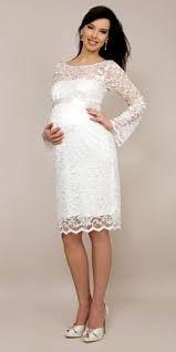 6dc3c88f8 Resultado de imagen para vestidos de fiesta para embarazadas Vestidos De  Maternidad Blancos
