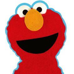 Furry Elmo Invitations 8ct - Party City
