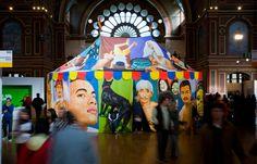 Melbourne Art Fair 2012 | Habitus Living