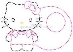 o   Alfabet Hello Kitty by Dwergje   glittermotifs