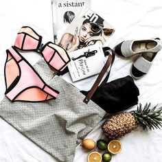 Closet Voyage | Swimsuit and beach wear | Fashiolista.com