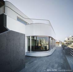 Clavel Arquitectos || Ático en Trapería (Murcia, España)