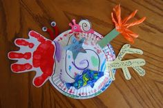 I HEART CRAFTY THINGS: Eric Carle would be So Proud!!
