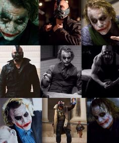 Love Bane & The Joker