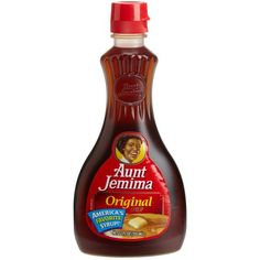 American Aunt Jemima Original Pancake Syrup ($6.53) ❤ liked on Polyvore featuring home and kitchen & dining