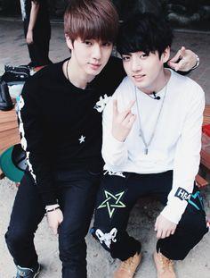 jin & jungkook ♡ #bts
