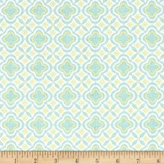 Riley Blake Kensignton Wallpaper Blue