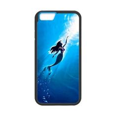 """iPhone 6 case, iPhone 6 Case cover,The Little Mermaid iPhone 6 Cover, iPhone 6 Cases, The Little Mermaid iPhone 6 Cover Case, Cute iPhone 6 Case Protector. Specifically designed for Apple iPhone 6 4.7"""".100% satisfaction guaranteed. Protecting your cell phone from scratches,dirt,oil and reduce damage from accidental drops. It always needs 1-2 days to produce and 7-15 days for delivery. Due to varying color display of different brand monitors, actual color may little differ from photo…"""
