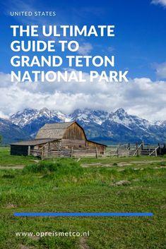 National Parks Usa, Grand Teton National Park, Banff National Park, Travel Inspiration, Travel Ideas, Travel Tips, Travel Usa, Canada Travel, Us Destinations