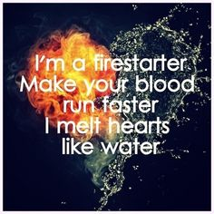Firestarter - Demi Lovato lyrics