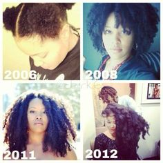 Hairspiration #officiallynatural