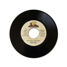 Don't let the fassy dem get you down #NP Baby Cham - Ghetto Pledge @thecham #BabyCham #Cham #GhettoPledge #1999 #MadHouse #MHPD2301 #Stranger #DaveKelly #RudeBoy #7inch #45rpm #Vinyl #Record #Single #Reggae45 #JamaicanMusic #Dancehall #90sDancehall #ChampionSound #MadeInJamaica