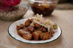 Five Spice Chinese Pork Stew (Ingredient lists pork belly but can you pork shoulder)