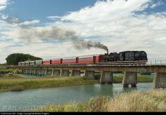 RailPictures.Net Photo: 1271 Kiwi Rail Ja class at Napier, New Zealand by William Rutgers