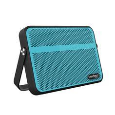 Amazon | Bluetooth ワイヤレス ポータブル 防水 スピーカー 内臓マイク搭載(ハンズフリー) Blade Blue | デジタルオーディオアクセサリ オンライン通販