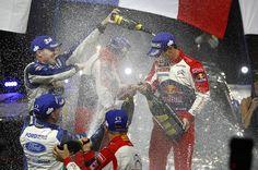 Sebastian Loeb Rally France