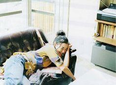 by Aoi Yuu, via Flickr Yu Aoi, Girls Secrets, Indie Films, Boat Neck Tops, Art Poses, Female Poses, Mori Girl, Japanese Girl, Film Photography