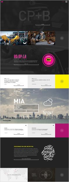 Daily Web Design And Development Inspirations No.529