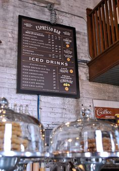 Balzac's Coffee Roasters – Distillery District, Toronto Menu