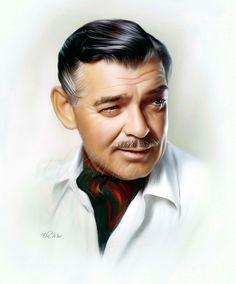 Clark Gable © Ebn Misr