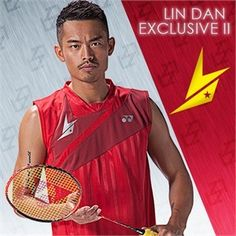 Get ready for more gear from the King of Badminton with the newest addition to the Lin Dan Exclusive line. Badminton Photos, Dan Lin, Superstar, Athlete, King, News, Sports, Cricket, Legends