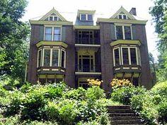 Halwyck, circa 1892  Governor James Hoge Tyler Residence