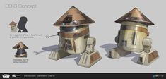 D&d Star Wars, Star Wars Facts, Star Wars Droids, Disney Star Wars, Star Wars Concept Art, Robot Concept Art, Edge Of The Empire, Star Wars Characters Pictures, Star Wars Vehicles