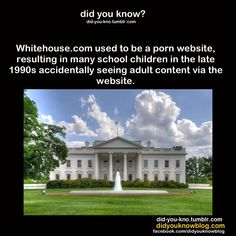 This happened when our elementary school first got internet.....