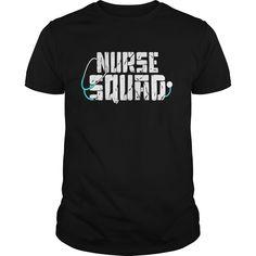 Shop Nurse Squad T-Shirt Team Nurse Shirt custom made just for you. Designed by Howarddinia Nursing Students, Student Nurse, Rose Sleeve, Nurse Life, Custom Shirts, Squad, Shirt Designs, Coffee Shirt, Cute Outfits