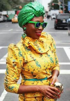 Collective African Designs: #AFRICANA