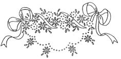 Embroidery Patterns - 490 Laura Wheeler Design 8 by love to sew, via Flickr