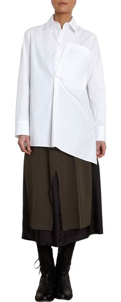 Yohji Yamamoto Getting Kiraku Clothing inspired