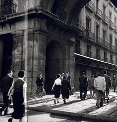 Plaza Mayor (1955) - Madrid (Spain)